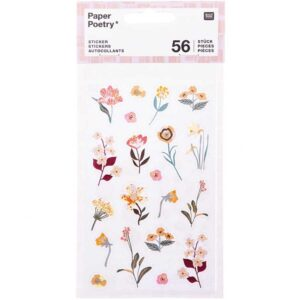 Stickers nature Paper Poetry