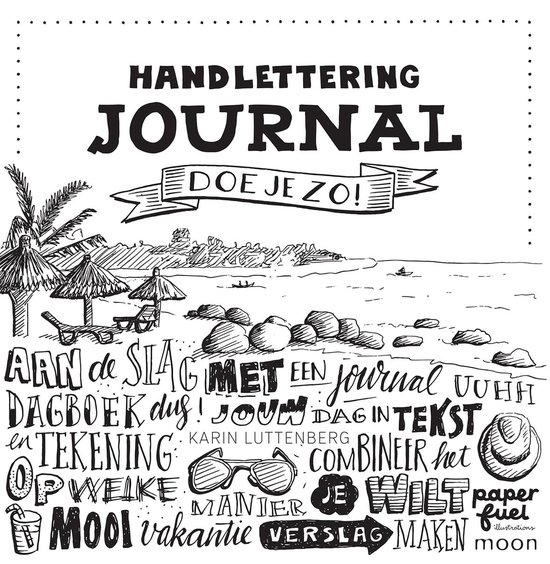 handlettering journal doe je zo