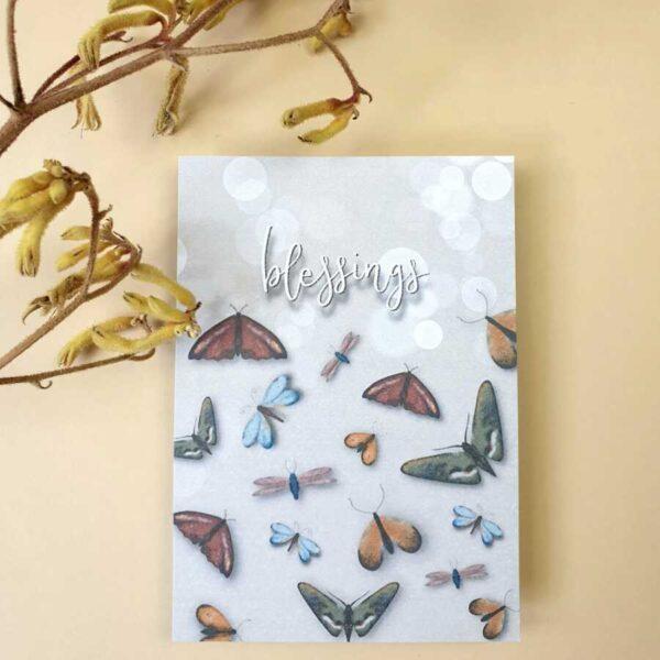 kaartenserie blessings blessings