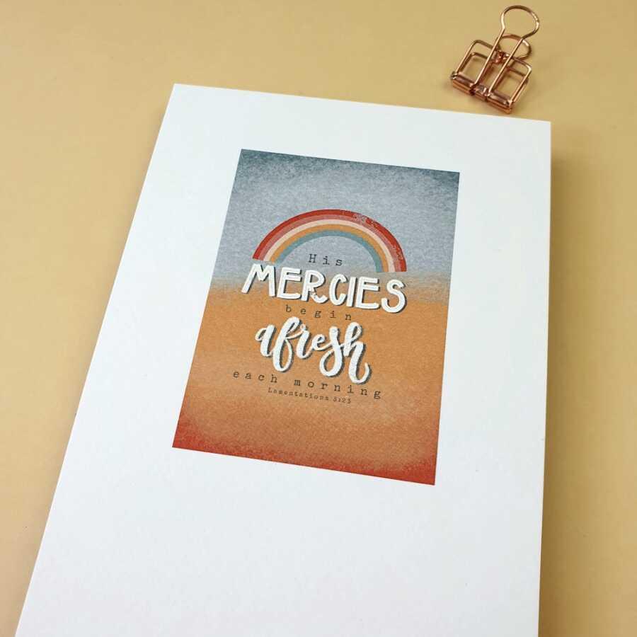 kaartenserie blessings mercies