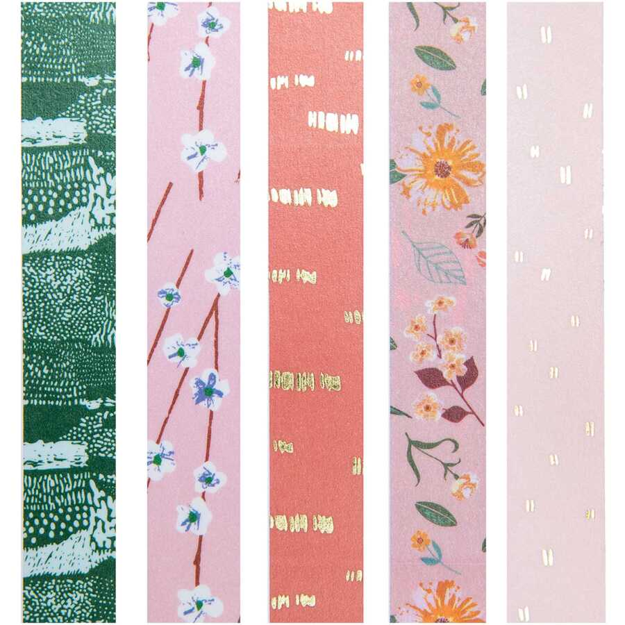 washi tape set nature 2