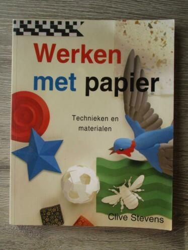 werken met papier