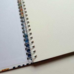 Artjournal 300 grams papier A5 (Art by Marlene)