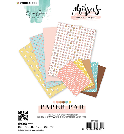 karin joan paper pas missees collection nr 3