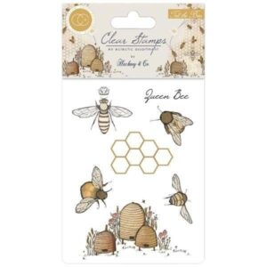 Clearstamps Tell the bees (Craft Consortium)