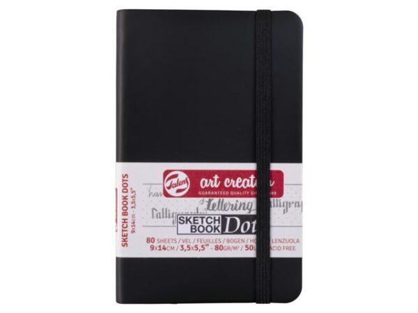Notebook dots Talens