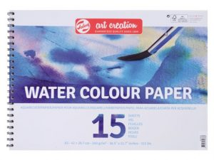 Watercolour paper Talens