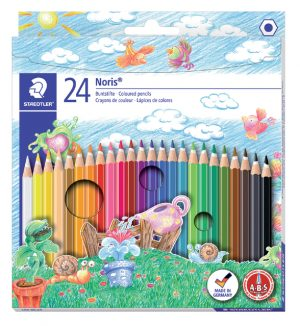 Kleurpotloden 24 stuks (Staedtler)