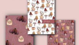 kaartenset blanco kaarten marjoleins creations