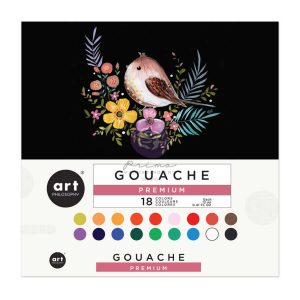 Art philosophy gouache